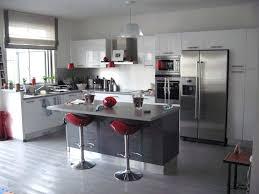 cuisine gris et blanc deco cuisine gris et blanc cuisine gris et blanc top cuisine yec
