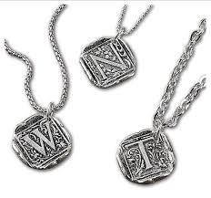 wax seal jewelry wax seal pendant insignia filigree initial