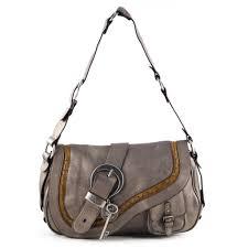 authentic designer handbags metallic gaucho shoulder bag lovethatbag pre owned