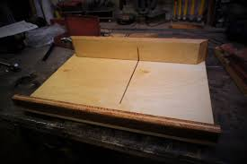 Table Saw Harbor Freight Crosscut Sled For Harbor Freight Or Any Table Saw Out Of Baltic