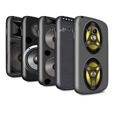 Speaker Design by Stuff4 Gloss Phone Case For Samsung Galaxy S3 Mini Speaker Design