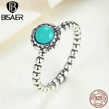 sted rings 2016 new birthday blooms ring december turquoise 100 925 sterling