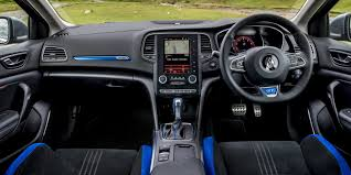 renault clio sport interior renault megane interior practicality and infotainment carwow