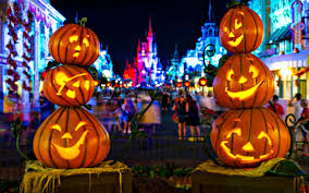 party city halloween ads disney world has a menu full of halloween treats you have to try