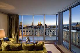 luxury accommodations in altstadt mandarin oriental munich