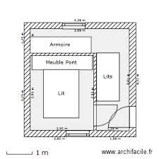 plan chambre 12m2 dressing dans chambre 12m2 8 plan chambre avec dressing et