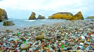glass beach the best sea glass beaches in the united states
