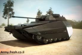 future military vehicles below the turret ring idf carmel details emerge