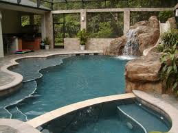 free form pool designs free form pool with slide all aqua pools