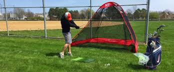 Backyard Golf Practice Net How To Build Your Own Home Driving Range For Under 1k