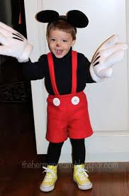 Mickey Mouse Toddler Halloween Costume 20 Costumes Images Costume Ideas Costumes