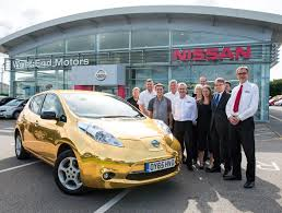 nissan gold gold leaf diary day 18 nissan insider news opinion for