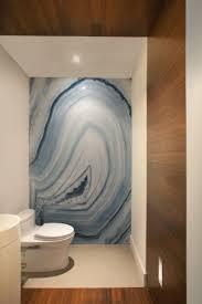 Spots Im Badezimmer Wohnen In Blau Und Weiß 50 Moderne Wohnideen