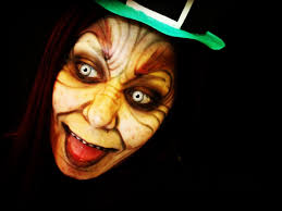 evil leprechaun face tutorial nyx face awards entry 2014 youtube