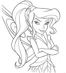 coloring pages excellent disney fairies coloring pages to print