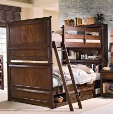 Double Bunk Beds The Natural Cedar Log Furniture Comes With Great - Size of bunk beds