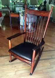 Oak Rocking Chairs For Sale Sam Maloof Rocking Chair For Sale Design Home U0026 Interior Design
