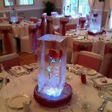 beauty and the beast wedding table decorations disney beauty and the beast wedding centrepiece in ice inexpensive