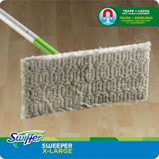 Swiffer Wet Laminate Floors Swiffer Sweeper X Large Floor Mop Starter Kit Pg Shop Us