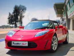 tesla supercar tesla roadster sport 2 5 zero emission motoring