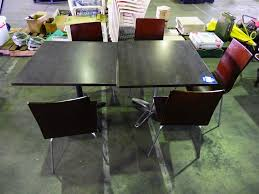 Used Restaurant Tables And Chairs Used Restaurant Tables And Chairs Graysonline