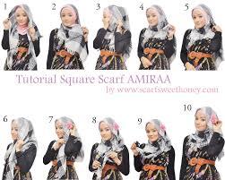 tutorial jilbab ala ivan gunawan 84 gambarnya tutorial hijab paris ala ivan gunawan tahun ini