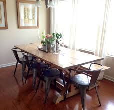 Trestle Dining Room Table Trestle Tables Design Home Furniture And Decor
