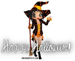 halloween background wide betty boop happy halloween wallpaper background theme desktop