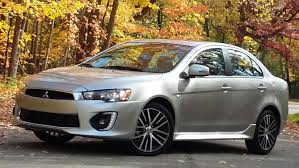 silver mitsubishi lancer 2017 mitsubishi lancer sel awd the daily drive consumer guide
