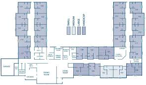 floor plans for assisted living facilities countryside villa assisted living facility wausa nebraska features