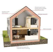 passivhaus housing scheme herefordshire e architect