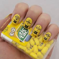 minion tic tacs where to buy the craze for tic tac minions is instagram ready by inspiring nail