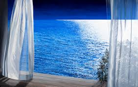 curtains roman blinds shades c a beautiful sea blue curtains
