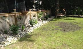 priest house landscaping simon u0027s rock construction