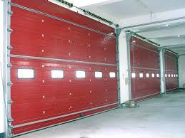Industrial Overhead Door by Sectional Door Steel Commercial And Industrial 3rd Generation