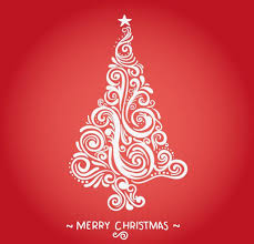 christmas card with white tree bing gallery