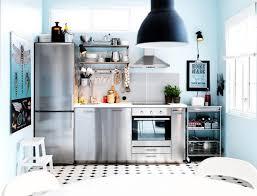 ikea edelstahl küche ikea metod im industrie look bild 7 schöner wohnen