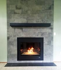 creative decoration gas fireplace conversion cost to convert a