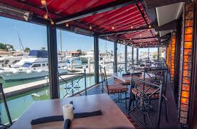 Beach Patio Sol Mexican Cocina Newport Beach Ca Balboa Marina