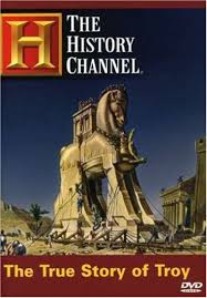the true story of troy history channel tucker smith