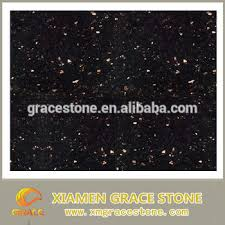 black granite table top cheap black galaxy granite table top 3cm buy black galaxy granite