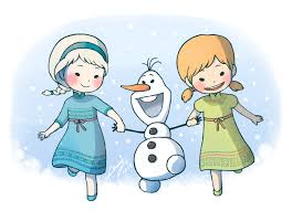 frozen elsa anna and olaf by miyu96 favorites with favorites