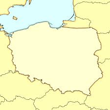 Map Poland File Poland Map Modern Png Wikimedia Commons