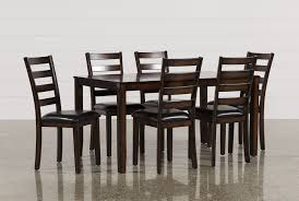 sawyer 7 piece dining set living spaces sawyer 7 piece dining set 360