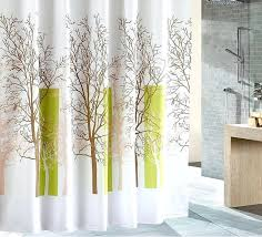 Coolest Shower Curtains Astounding Coolest Shower Curtains Tree Pattern Waterproof Best
