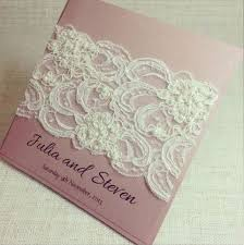 lace wedding invitations 21 lace wedding invitation ideas weddingomania