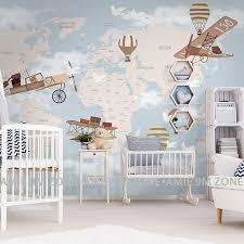 fresque chambre b peinture murale chambre enfant agrable deco peinture chambre bebe