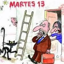 imagenes wasap martes imágenes de martes 13 graciosas para compartir en facebook y