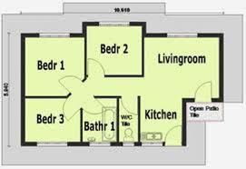 simple three bedroom house plans in kenya memsaheb net