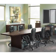 12 ft conference table mayline aberdeen 12 foot conference table free shipping today
